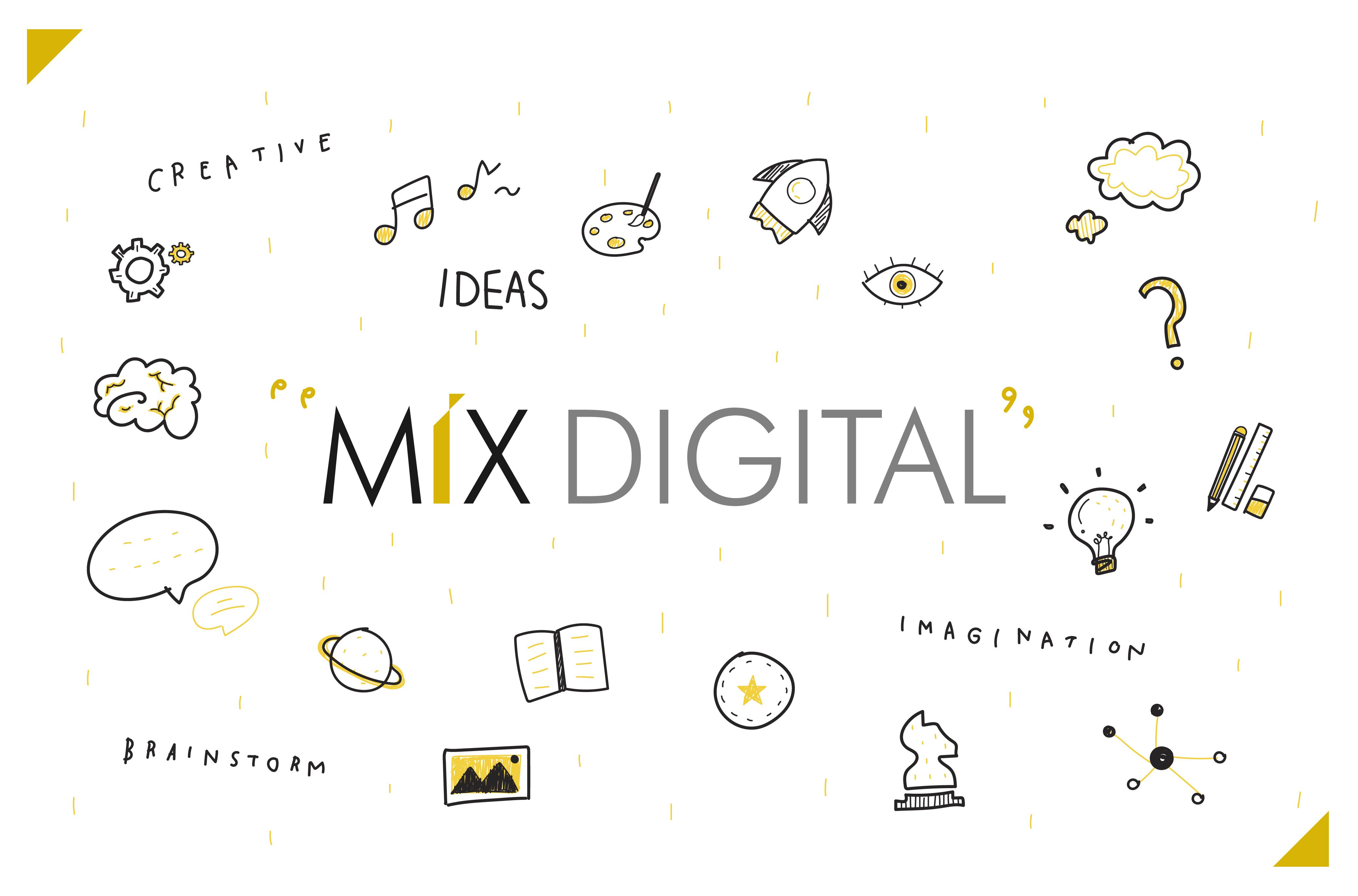 MIX DIGITAL – Từ đơn thể đến sự kết hợp hoàn hảo
