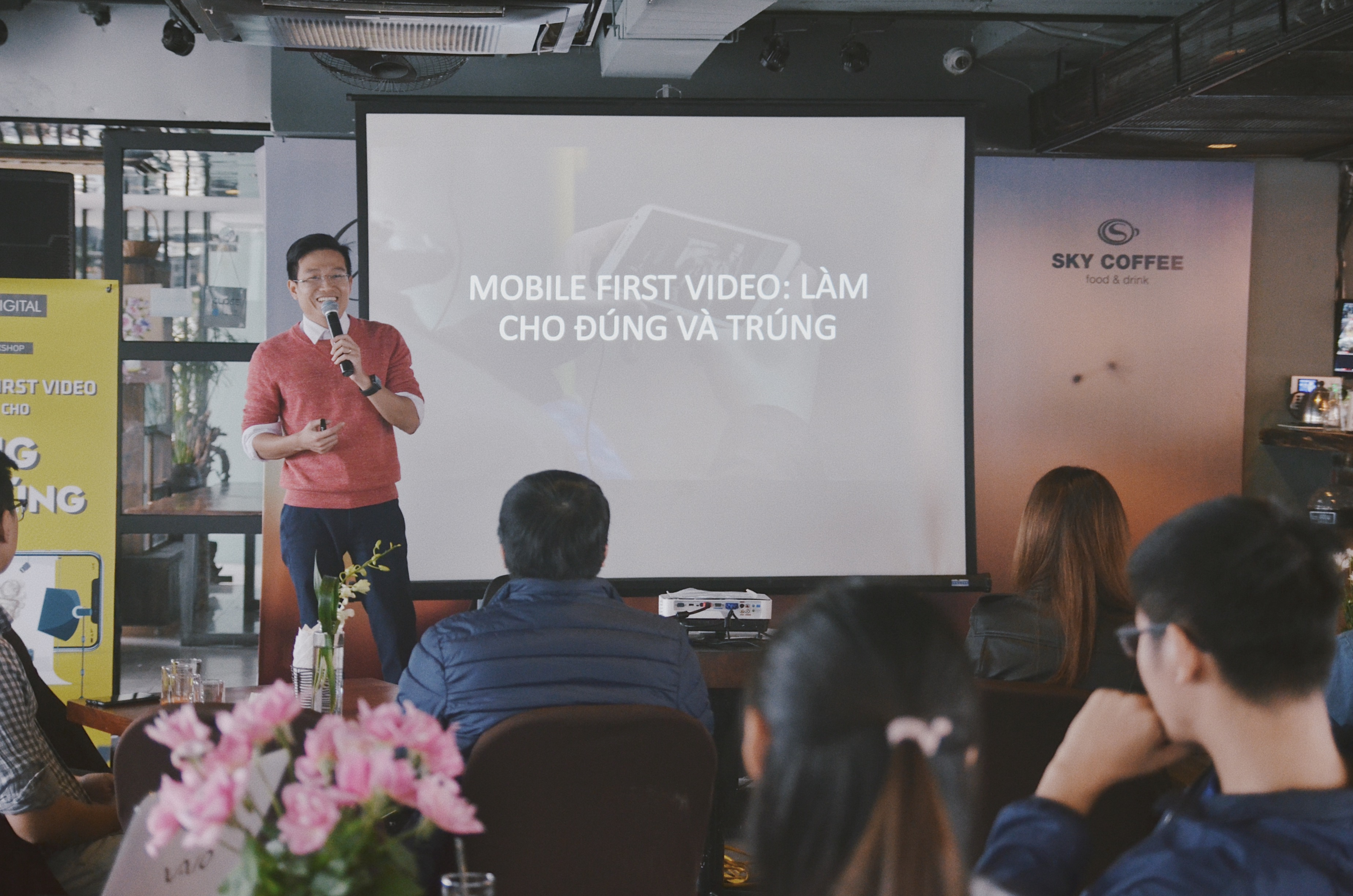 Workshop: Mobile-First Video – DO RIGHT, DO WISE