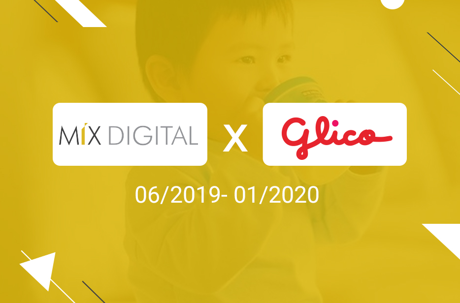 Mix Digital & Campaign Branding với Glico Icreo Việt Nam